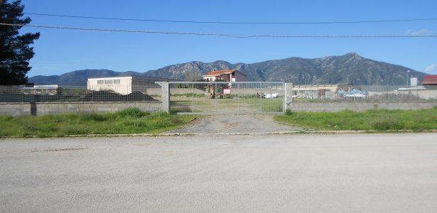 Iglesias – Terreno zona industriale Sa Stoia